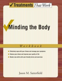Book Minding the Body Workbook by Jason M. Satterfield