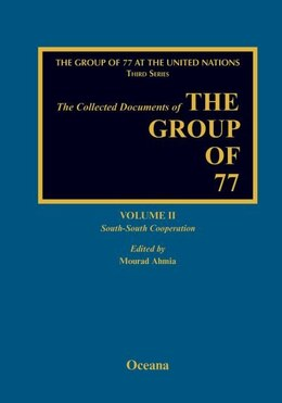 Book Collected Documents of the G77 South-South Volume 2 by Mourad Ahmia