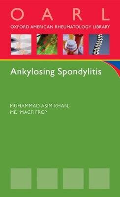 Book ANKYLOSING SPONDYLITIS by Muhammad Asim Khan