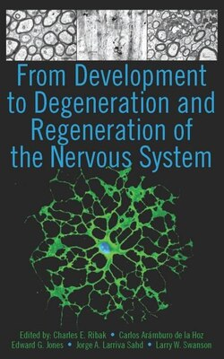 Book From Development to Degeneration and Regeneration of the Nervous System by Charles E. Ribak