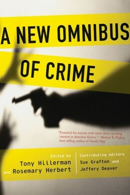 Book A New Omnibus of Crime by Tony Hillerman