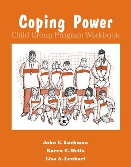 Book Coping Power Child Group Prgram Workbook 8-Copy Set by John E Lochman