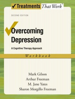 Book Overcoming Depression Workbook by Mark Gilson