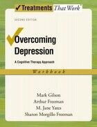 Overcoming Depression Workbook