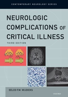 Book Neurologic Complications of Critical Illness by Eelco F.M. Wijdicks
