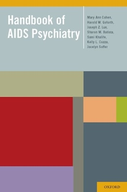 Book Handbook of AIDS Psychiatry by Mary Ann Cohen