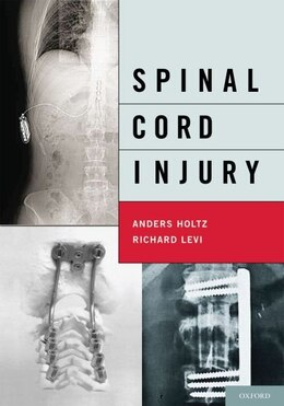 Book Spinal Cord Injury by Anders Holtz
