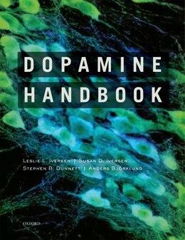 Book Dopamine Handbook by Leslie Iversen