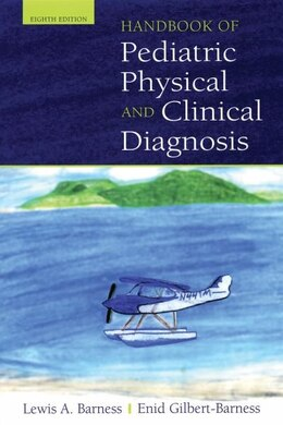 Book Handbook of Pediatric Physical Diagnosis by Lewis A. Barness