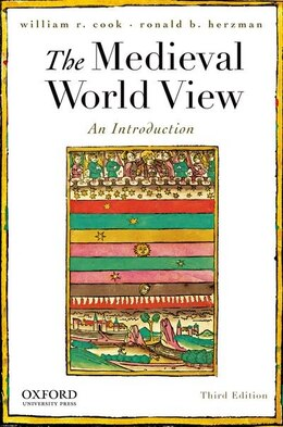 Book The Medieval World View: An Introduction by William R. Cook