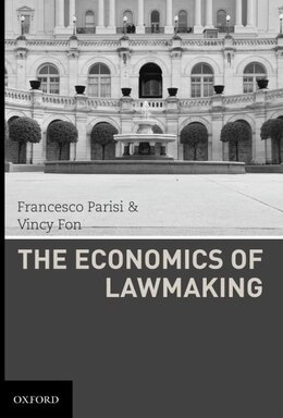 Book The Economics of Lawmaking by Francesco Parisi