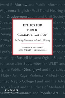 Book Ethics for Public Communication by Clifford Christians