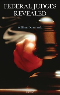 Book Federal Judges Revealed by William Domnarski
