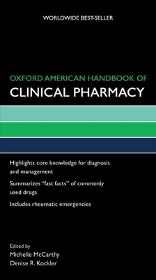 Book Oxford American Handbook of Clinical Pharmacy by Michelle McCarthy