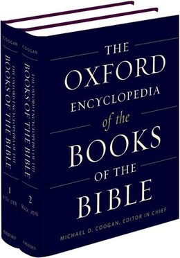 Book The Oxford Encyclopedia of the Books of the Bible by Michael D. Coogan