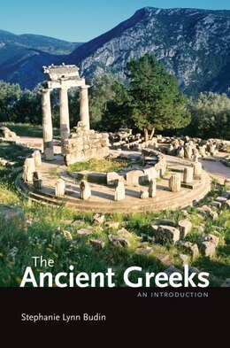 Book The Ancient Greeks: An Introduction by Stephanie Lynn Budin