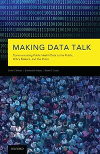 Making Data Talk: The Science and Practice of Translating Public Health Research and Surveillance…