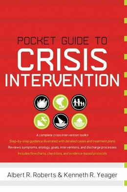 Book Pocket Guide to Crisis Intervention by Albert R. Roberts