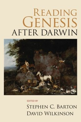 Book Reading Genesis after Darwin by Stephen C. Barton