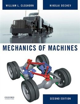Book Mechanics of Machines by William Cleghorn