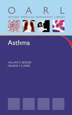 Book Asthma by William Berger