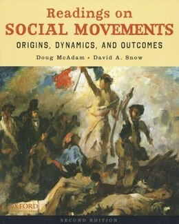 Book Readings on Social Movements: Origins, Dynamics, and Outcomes by Doug McAdam