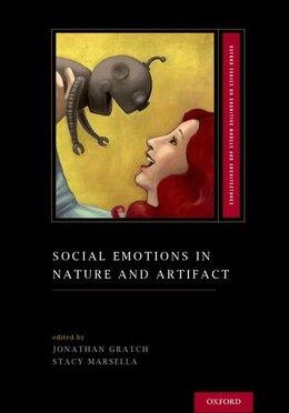 Book Social Emotions in Nature and Artifact by Jonathan Gratch