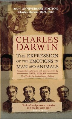Book The Expression of the Emotions in Man and Animals, Anniversary Edition by Charles Darwin