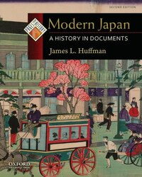 Modern Japan: A History in Documents