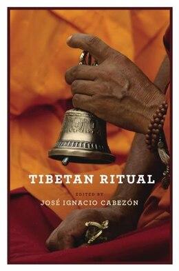 Book Tibetan Ritual by Jose Ignacio Cabezon