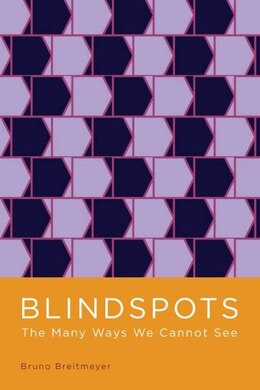 Book Blindspots: The Many Ways We Cannot See by Bruno Breitmeyer
