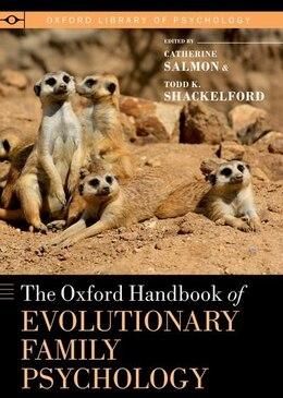 Book The Oxford Handbook of Evolutionary Family Psychology by Catherine Salmon