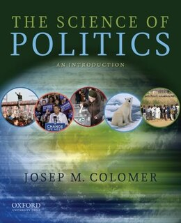 Book The Science of Politics: An Introduction by Josep M. Colomer