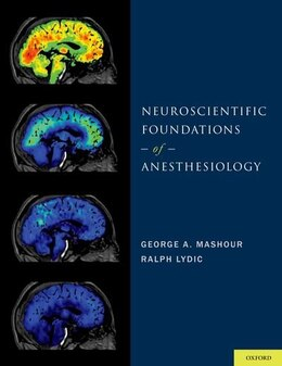 Book Neuroscientific Foundations of Anesthesiology by George A. Mashour