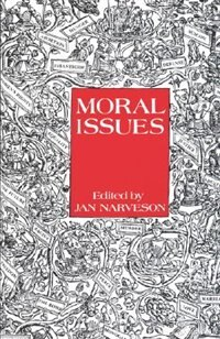 Book Moral Issues by Jan Narveson