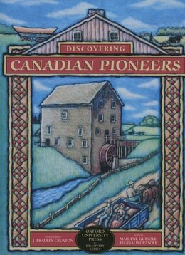 Book Discovering Canadian Pioneers by Marlene Gutsole