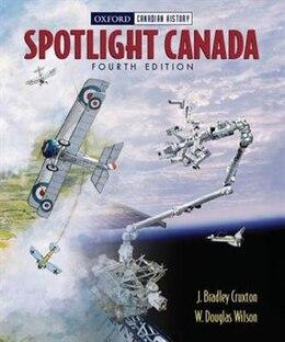 Book Spotlight Canada by J. Bradley Cruxton