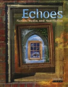 Book Echoes 12: Fiction, Media and Non-Fiction by Francine Artichuk