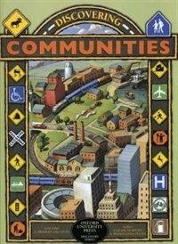 Book Discovering Communities by Liz Albrecht Bisset