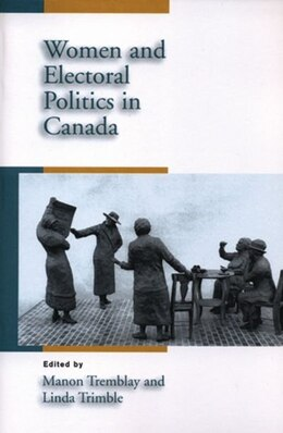 Book Women and Electoral Politics in Canada by Manon Tremblay