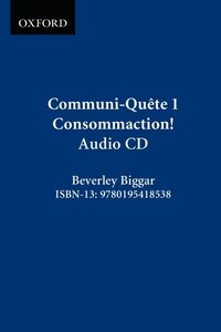 Communi-Quete: 1 Consommaction!: CD