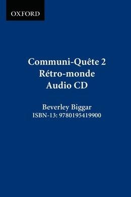 Book Communi-Quete: 2 Retro-Monde: CD by Irene Bernard