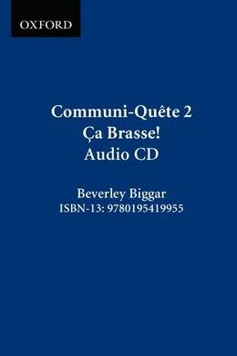 Book Communi-Quete: 2 Ca Brasse!: Communi-quete 2 by Irene Bernard