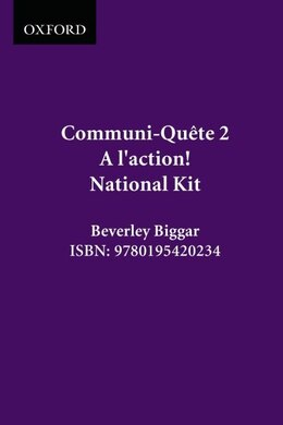 Book A laction! - Kit Nat. Ed.: Communi-quete 2 by Irene Bernard