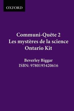 Book Les mysteres de la science - Kit ON Ed.: Communi-Quete 2 by Irene Bernard