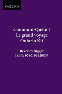Le Grand Voyage - Kit On Ed.: Communi-quete 2