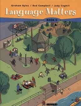 Book Language Matters - Book C by Graham Ryles