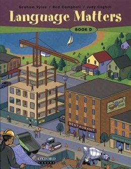 Book Language Matters - Book D by Graham Ryles