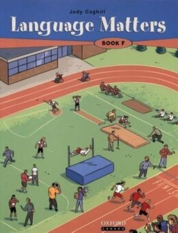 Book Language Matters - Book F by Graham Ryles