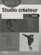 Communi-Quete: 3 Studio createur: Student Workbook
